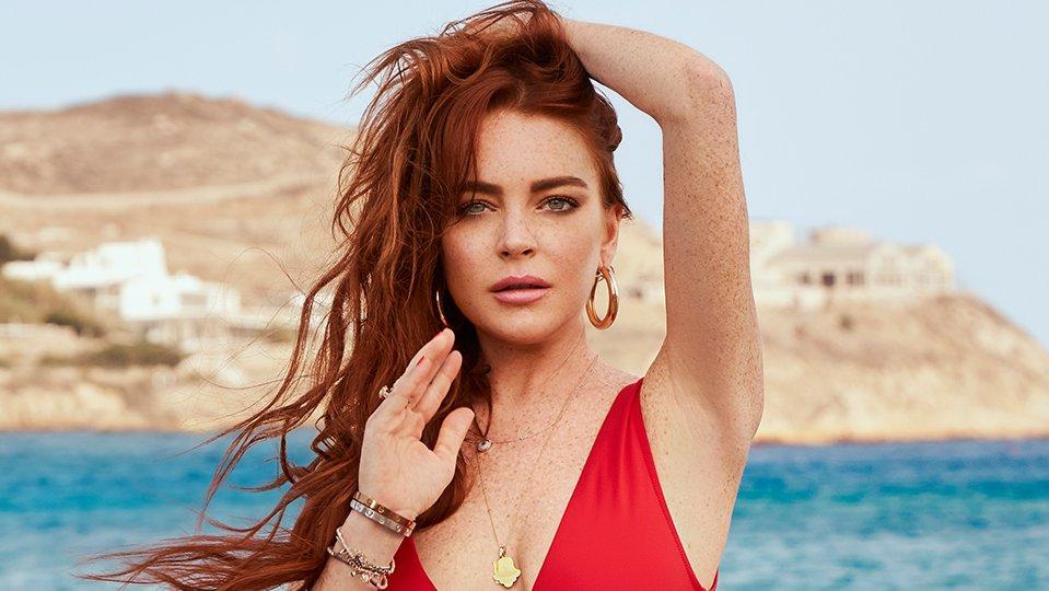 Lindsay Lohan: Η nude φωτογραφία της
