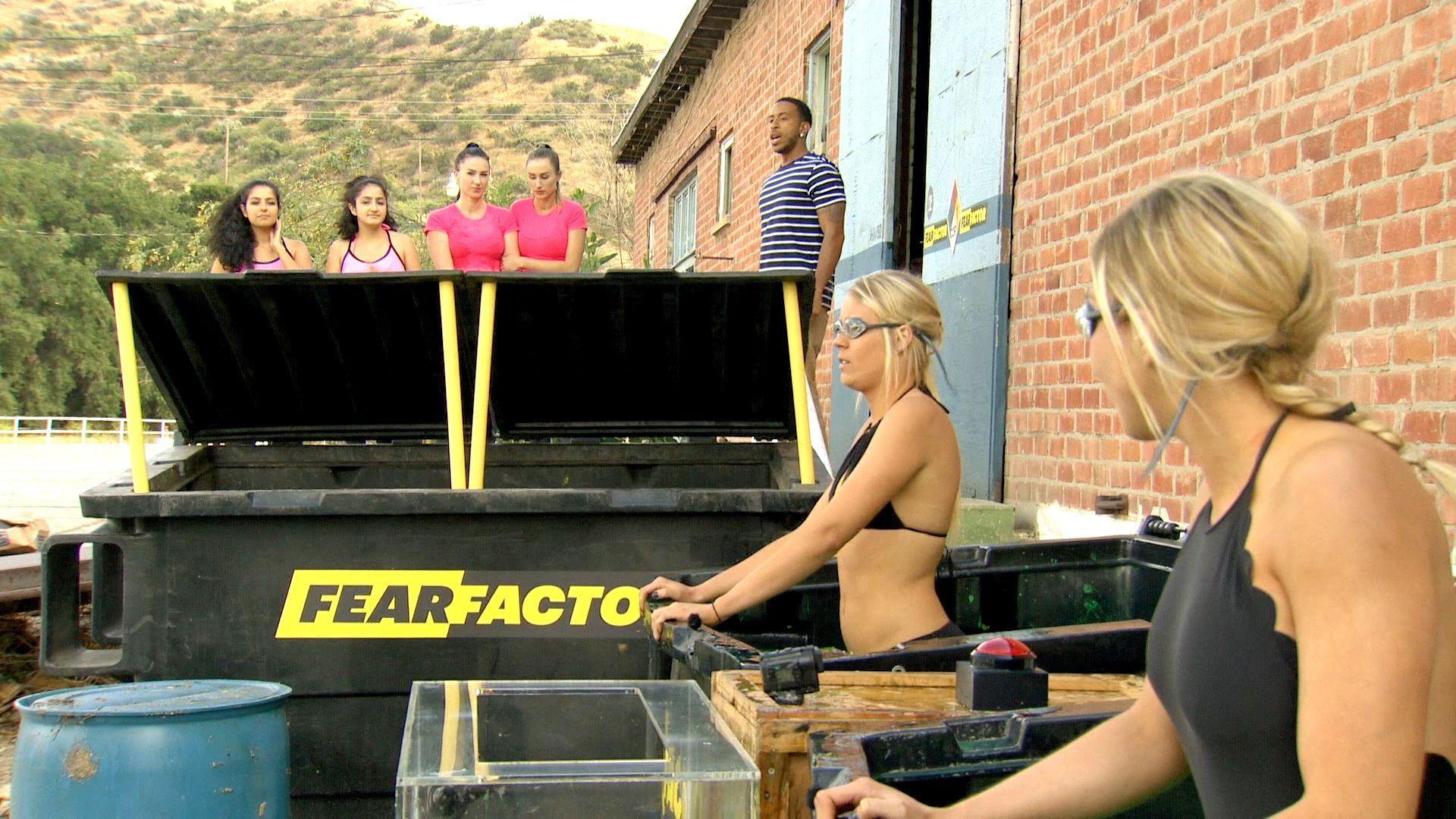Fear factor boobs — 6
