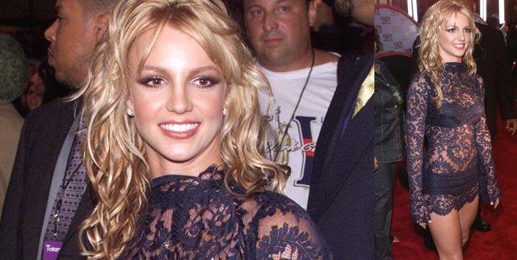Vma Pop Princess Britney Spears Through The Years Photo