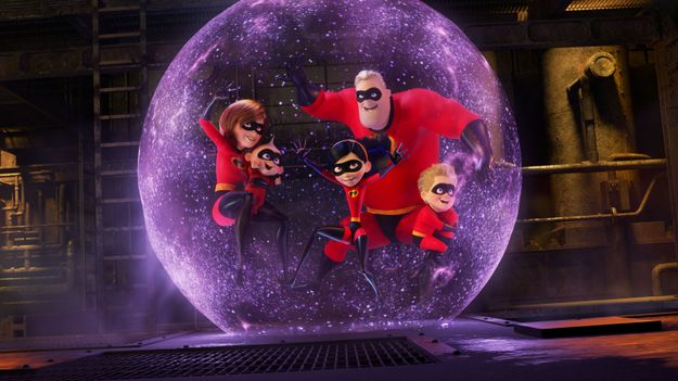 Incredibles 2 Is Making Avengers Money At The Box Office