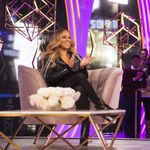 Mariah Carey Returned To 'trl' For Her 'caution' Album Release Party