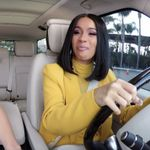 Cardi B's Carpool Karaoke Ends In The Most Unexpected Place Possible