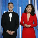 Sandra Oh Spoke Out For Representation During Her Golden Globes Monologue: 'this Moment Is Real'