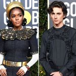Gold, Leopard, And A Glittery Harness: All The Must-see Looks On The 2019 Golden Globes Red Carpet