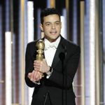 Bohemian Rhapsody And Rami Malek Are 'the Champions' Of The Golden Globes