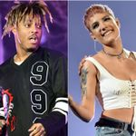 Halsey And Juice Wrld Are A Match Made In Emo Heaven On 'without Me' Remix