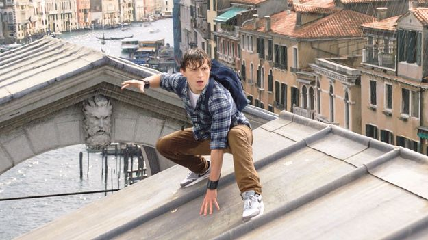 Peter Parker Is Alive And Well In First Spider-Man: Far From Home Trailer