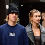 Justin And Hailey Bieber Cozy Up To Cover The March Issue Of Vogue