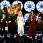 Dolly Parton Slayed Her Own Grammys Tribute With Miley Cyrus, Katy Perry, And More