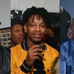 Metro Boomin And Gunna Show Support For 21 Savage In 'fallon' Performance