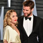 Miley Cyrus Marks Valentine's Day With A Series Of Sweet New Wedding Photos