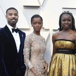 The Black Panther Squad Looks Regal As Ever On The Oscars Red Carpet