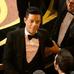 Rami Malek Is Ok After He Fell Offstage At The Oscars