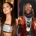 Ariana Grande And 2 Chainz Reunite To 'rule The World' On Loved-up New Song