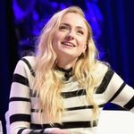 Sophie Turner Downing Wine With Reckless Abandon Has Transformed Her Into A Meme