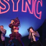 Ariana Grande Led A Surprise Nsync Reunion At Coachella