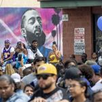 How Nipsey Hussle's Community Is Keeping His Activism Going