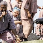 Kanye West Takes Coachella To Church And Debuts A New Song