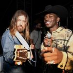 Lil Nas X And Billy Ray Cyrus Play 'old Town Road' For The First Time Live