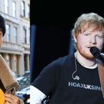 Justin Bieber And Ed Sheeran Are Teasing Something Exciting In '10'