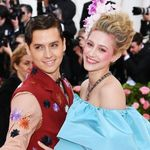 Cole Sprouse And Lili Reinhart Are The Met Gala's Campiest Couple