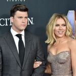 Scarlett Johansson And Colin Jost Got Engaged After Two Years Of Dating