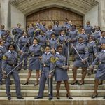 34 Black Female Cadets Helped Make West Point's Graduating Class Its Most Diverse Ever
