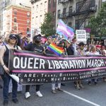 How Pride Attendees Kept The Spirit Of Protest Alive