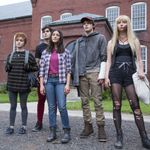 Maisie Williams's Long-Delayed The New Mutants Promises Emo Mutant Horror