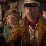 Emily Blunt And Dwayne Johnson Share A Series Of Near-Death Experiences In New Jungle Cruise Trailer