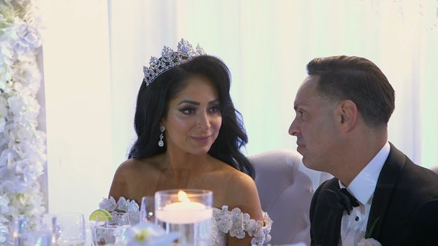 'that was so f*cked up': this is how angelina reacted after her jersey shore bridesmaids gave that wedding ceremony speech - mgid 3Aao 3Aimage 3Amtv