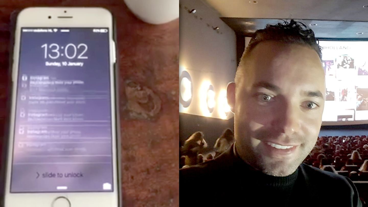 Watch An Insanely Popular Instagrammer's iPhone Nearly Explode With Push Notifications