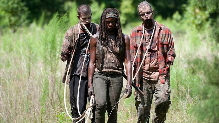 The Walking Dead': Here's Why Michonne Is The Worst - MTV
