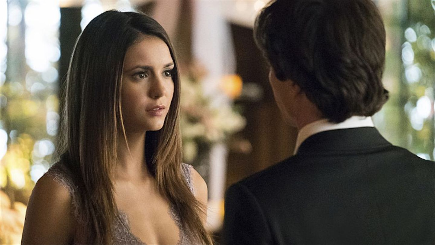 Say Goodbye To Nina Dobrev With This Heartbreaking 'Vampire Diaries' Finale Promo