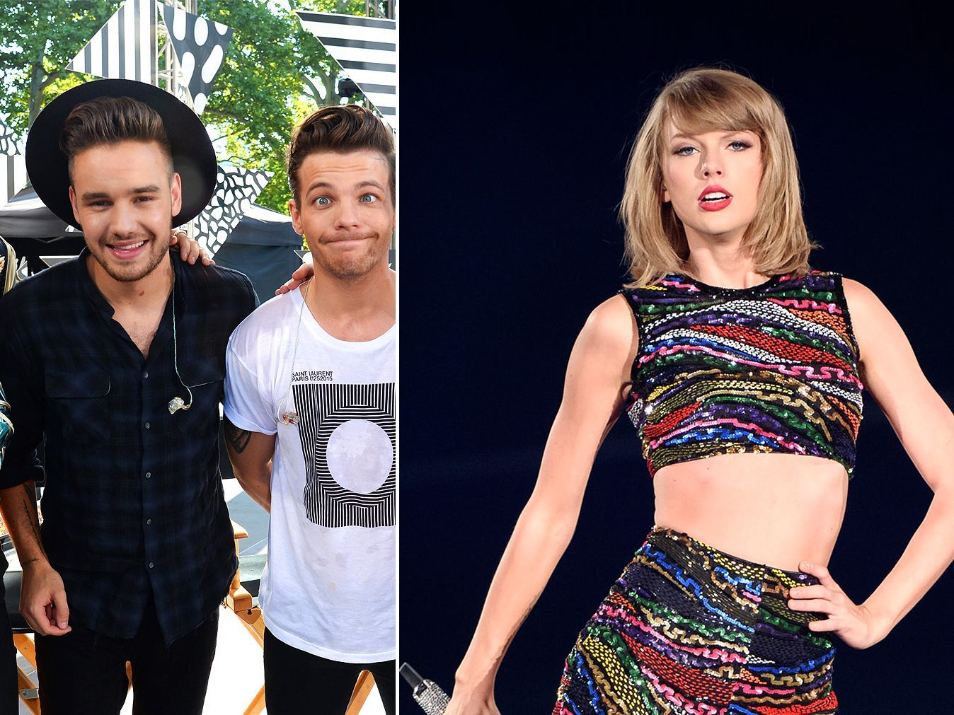 Is One Direction S Perfect A Response To Taylor Swift Mtv