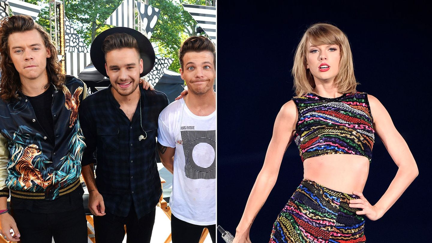 Is One Direction's 'Perfect' A Response To Taylor Swift   MTV