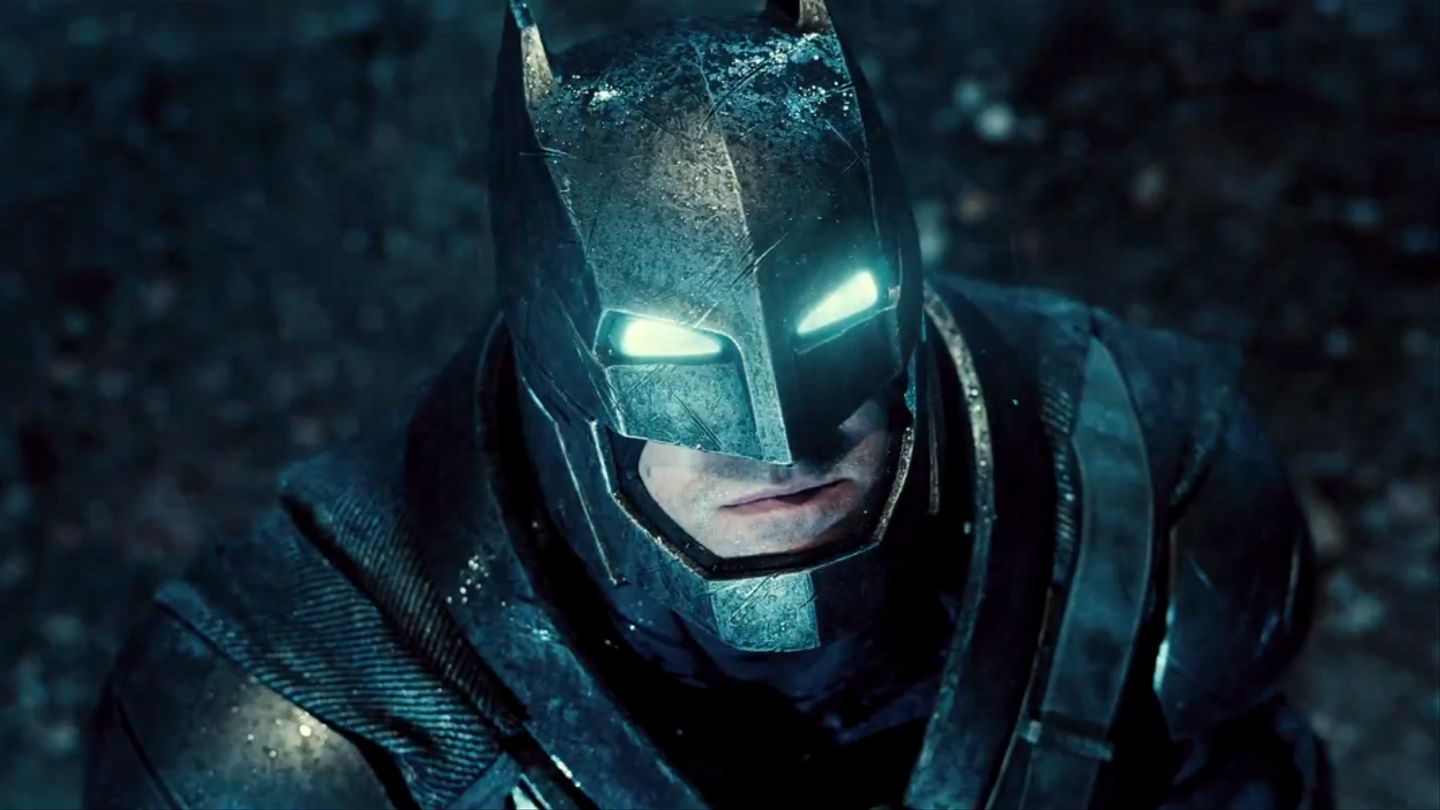 'Batman V Superman' Gets Two Posters Teasing The Epic Showdown