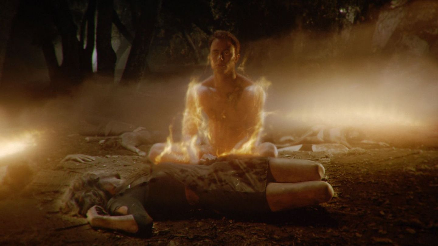 The Ultimate Good Guy: Is Parrish Some Sort Of 'Teen Wolf' Angel?