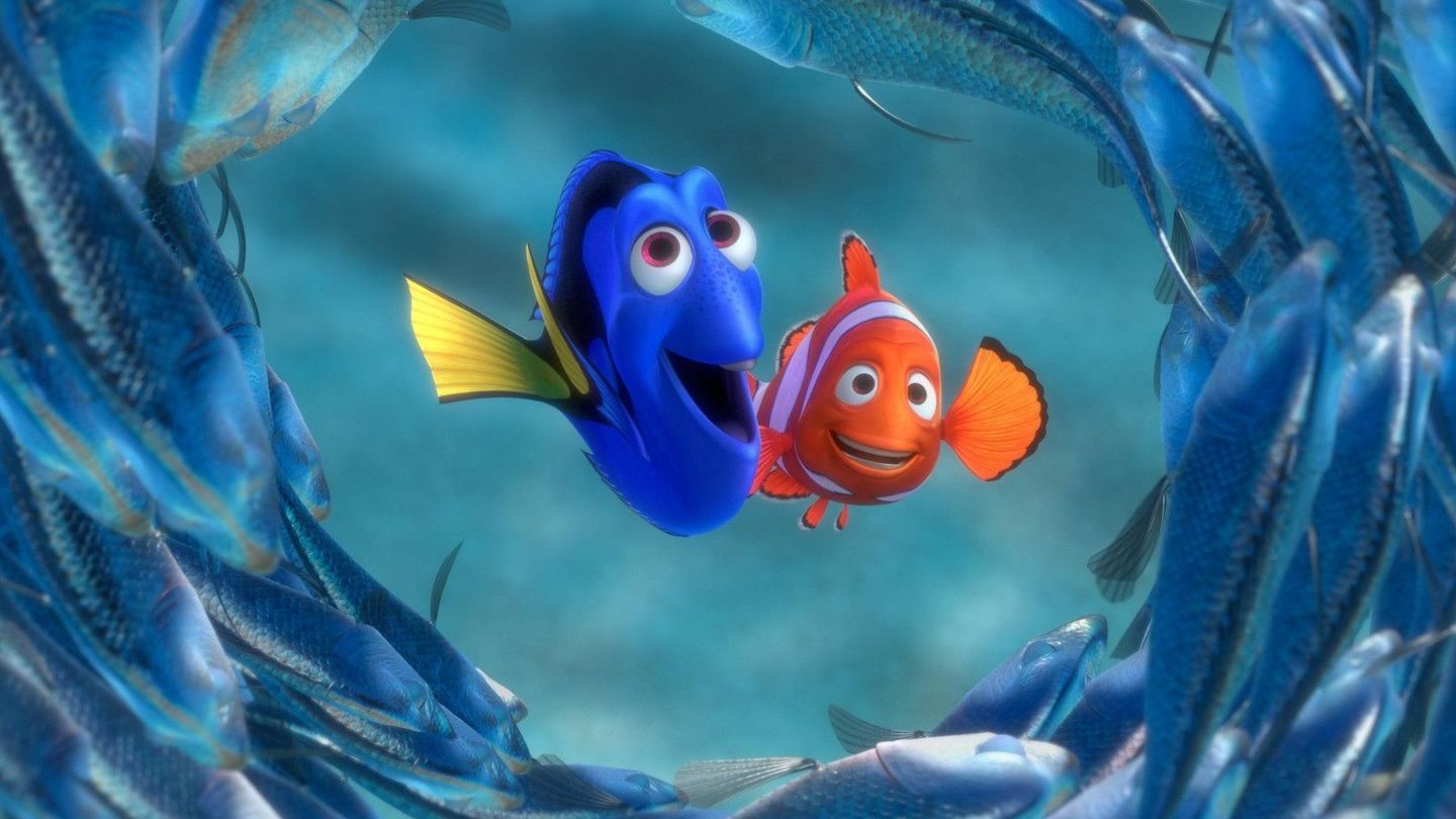 Pixar Just Dropped Major Details About 'Finding Dory' -- Meet Dory's Eccentric New Squad!