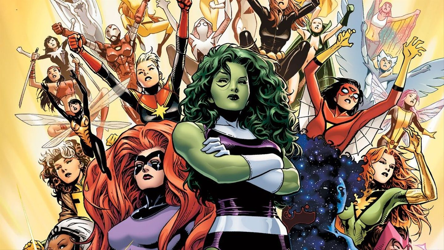 7 Reasons To Love Marvel's All-Female Avengers (Unless You're A Giant Shark)