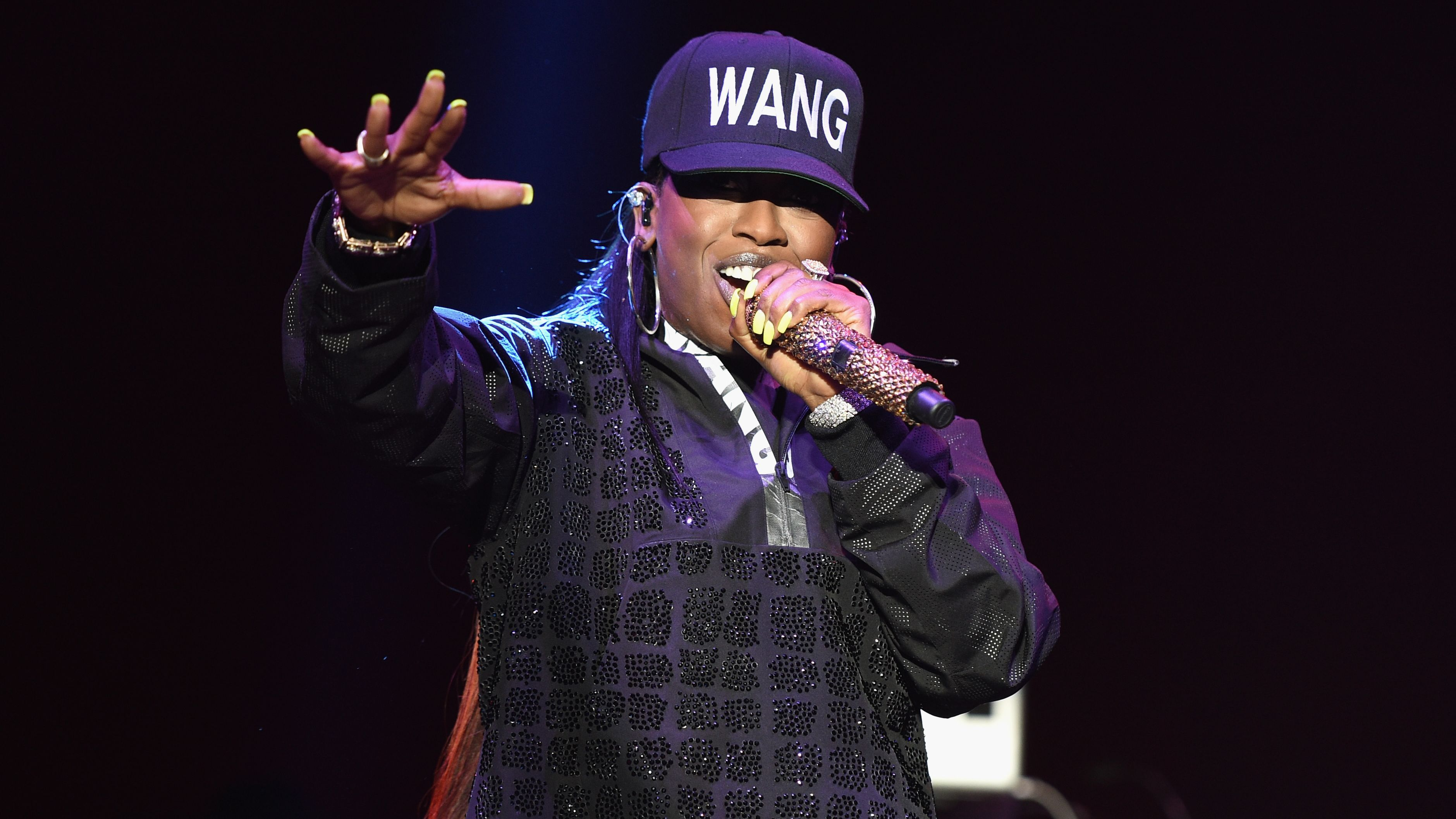 Missy Elliott Is Ready To Work It Again With A New Single By Pharrell Mtv