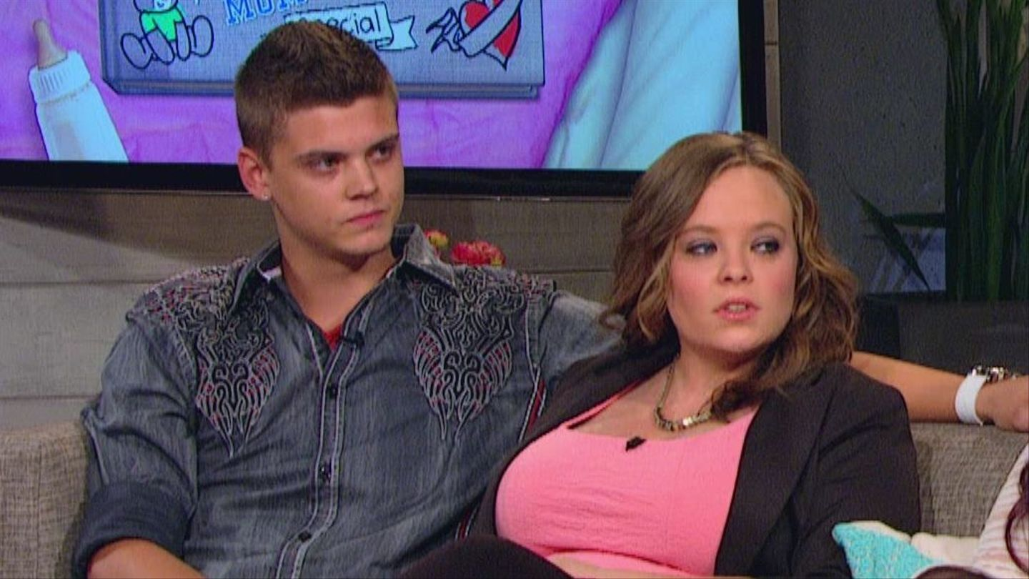 Catelynn Lowell And Tyler Baltierra Just Got Some Truly Touching Baby Gifts