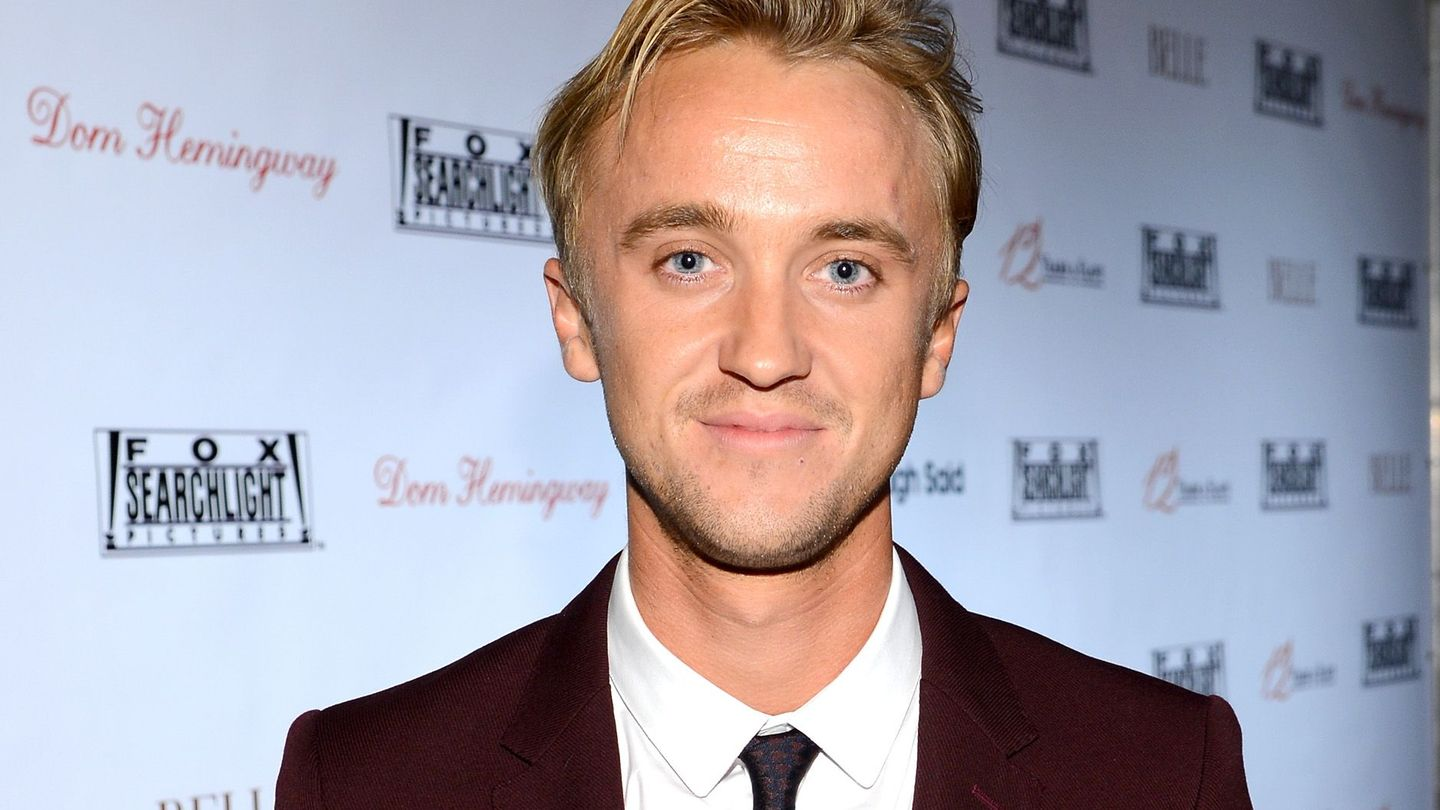 One Direction Sequel? Tom Felton Is Down To Play Niall, 'Of Course'