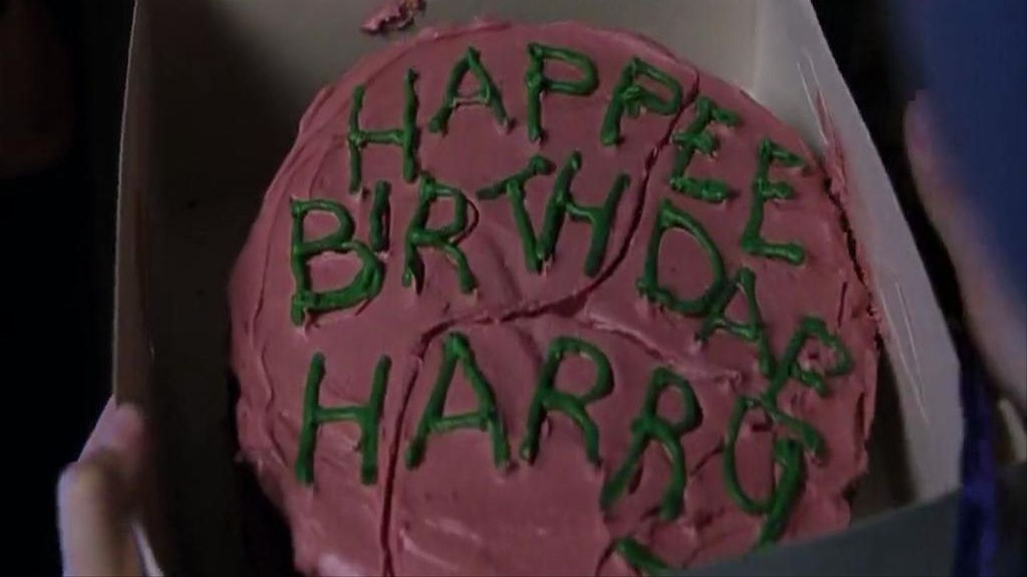 These 'Harry Potter' Cakes Will Make You Hungry For Hogwarts