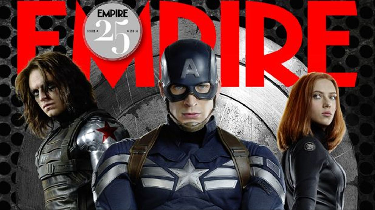 Captain America The Winter Soldier' Get Your First Good Look At ...
