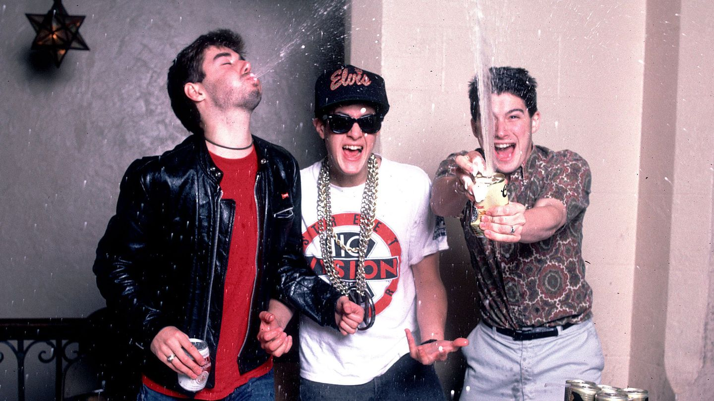 The Beastie Boys Are Getting The Unauthorized Story Treatment -- With A Musical Comedy
