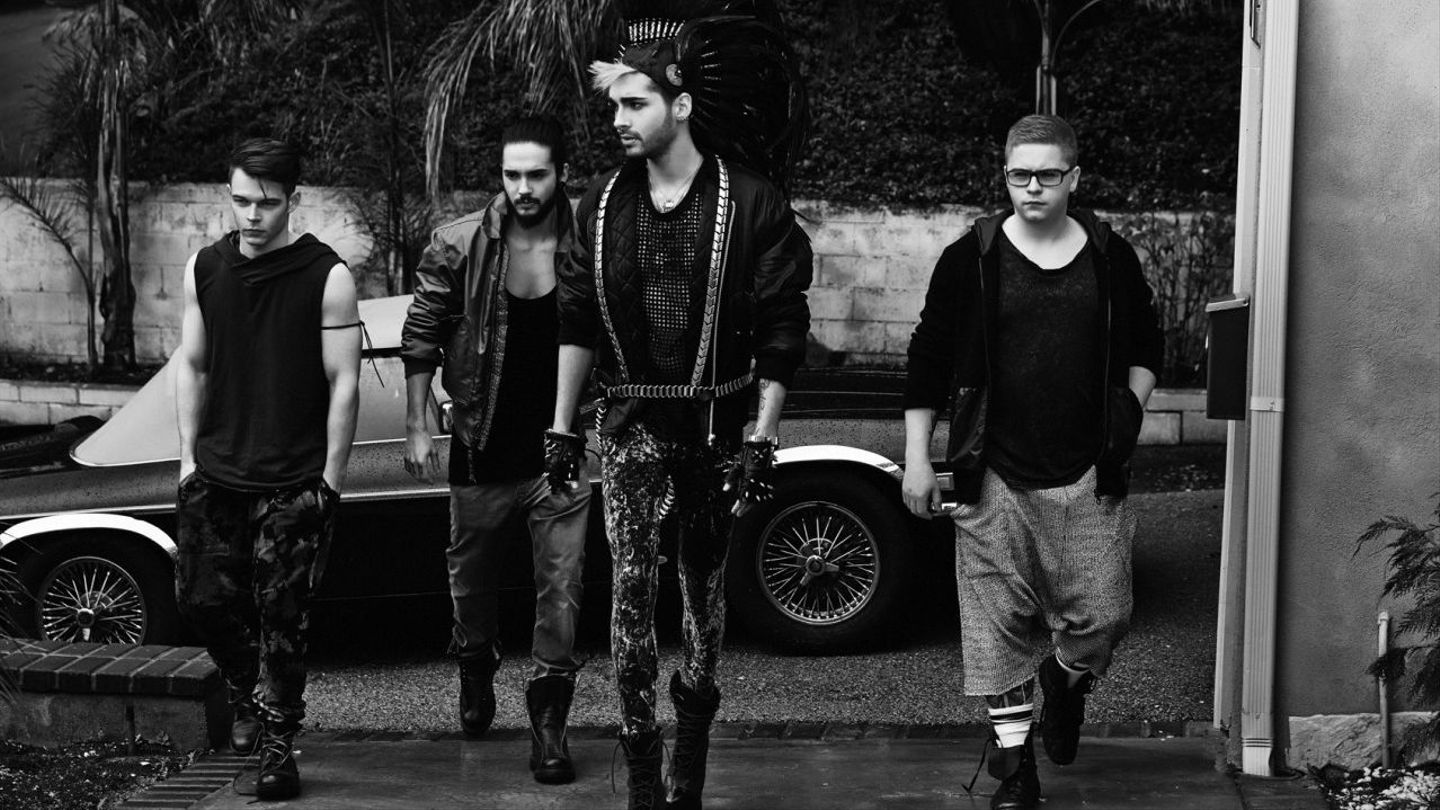 Used Underwear And Naked Pics Tokio Hotel Fans Have Given -9742