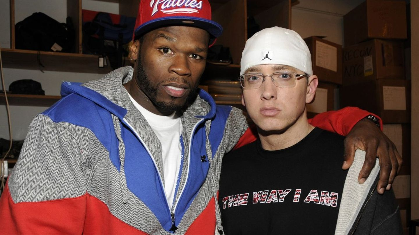 Does Eminem Have A Better Car Collection Than 50 Cent? You Decide - cover