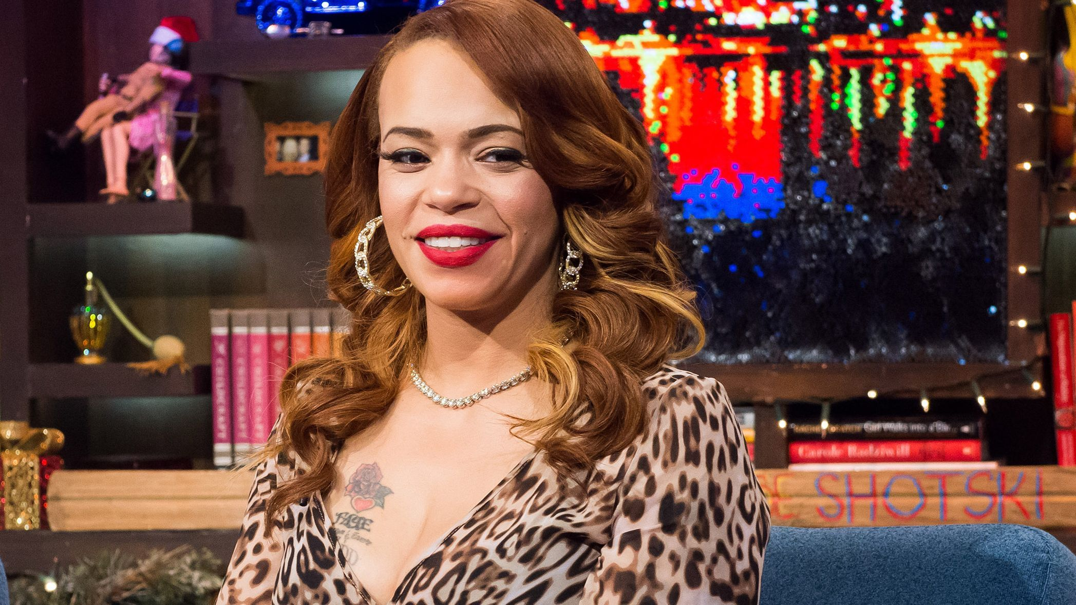 Faith Evans Opens Up About The Time Tupac Asked For Sex