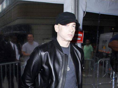 Eminem Loves Those Workout DVDs: Here's Why